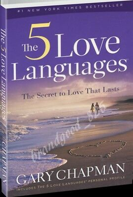 The 5 Love Languages : (Eb00k) The Secret to Love That Lasts by Gary Chapman PdF