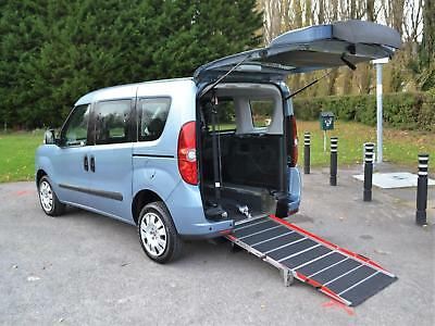 Fiat Doblo 1.4 16v ( 95bhp ) MyLife Wheelchair Accessible Vehicle
