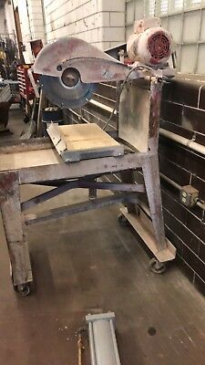 Masonry table saw Cardinal M150AD Warranty!