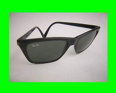 RAY BAN B L CATS SUNGLASSES BLACK FRAME NYLON MADE IN FRANCE VINTAGE 80 s 269259dd3532