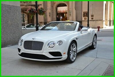 2016 Bentley Continental GT 2016 Bentley Continental GT V8 S