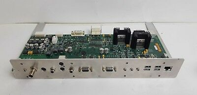 Philips ie33 IE-33 453561167392 REV A Avio Rear Interface Panel From A CART