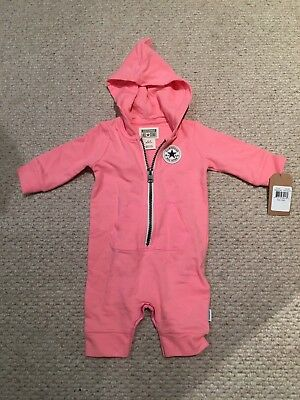 7a2e9d6ceb1b CONVERSE OUTFIT BABY Girl 12 Months - £2.49