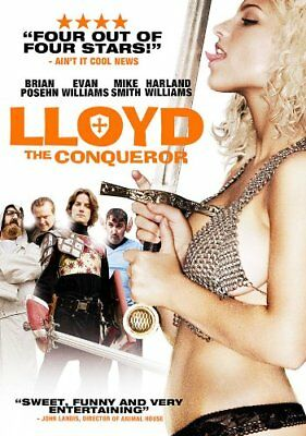 LLOYD THE CONQUEROR [DVD] New and Factory Sealed!!