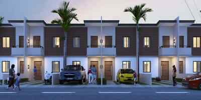 Townhouse For Foreign Ownership in Cebu, Philippines