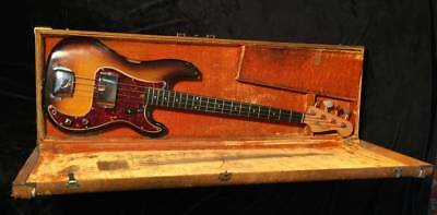 1959 Fender Precision 59 P Bass Vintage all original Collector Amazing Condition