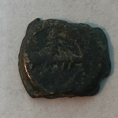 40 BC - AD 4 Herod the Great Bronze Prutah Roman Empire Coinage