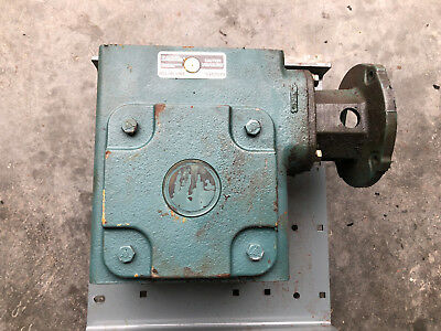 Dodge Tigear 6051846 A350B020N000L1 Drive Speed Gear Reducer Right Angle