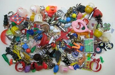 Vintage Cracker Jack~Gumball Charms & Small Toys Prize Lot Of 200+ #2