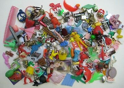 Vintage Cracker Jack~Gumball Charms & Small Toys Prize Lot Of 200+ #6