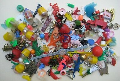 Vintage Cracker Jack~Gumball Charms & Small Toys Prize Lot Of 200+ #3