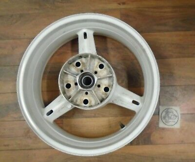 "2001 - 2003 Suzuki Gsxr 600 / 750 Back Rim Wheel "" J17 X Mt5.50 """