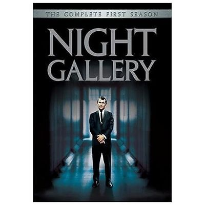Night Gallery - The Complete First Season (DVD BOX 3-Disc Set) NEW SEALED BIN