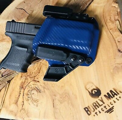 FITS GLOCK 17 Tactical Black With VG Claw And RCS WEDGE