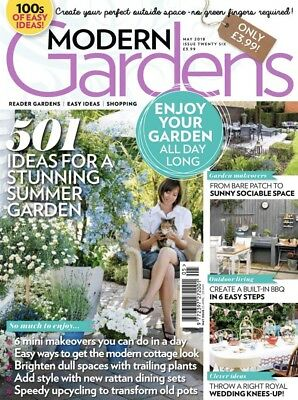 Modern Gardens Magazine #26 (Brand New Back Issue)