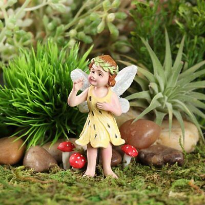 Fairy Garden Miniature - Tiger Lily Fairy - Gloriana