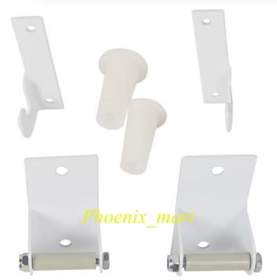 P6450 Genuine Fisher & Paykel Clothes Dryer Wall Mounting Bracket Kit 2-Piece: