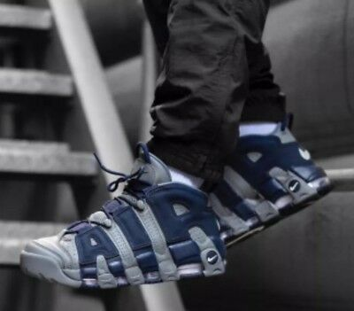 detailed look 720a2 e7910 Nike Air More Uptempo  96 -No Box Lid- Sz  Us Mns 13
