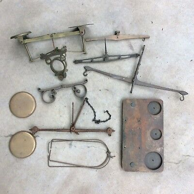 Antique Scales Weighing Apparatus Parts for Restoration Repair Replacement etc