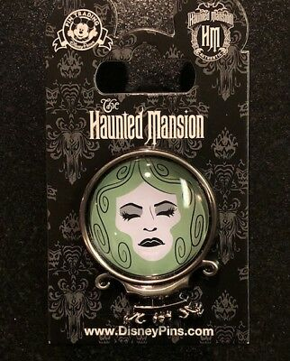 "Disney Parks Haunted Mansion ""Madame Leota"" Pin - NEW"