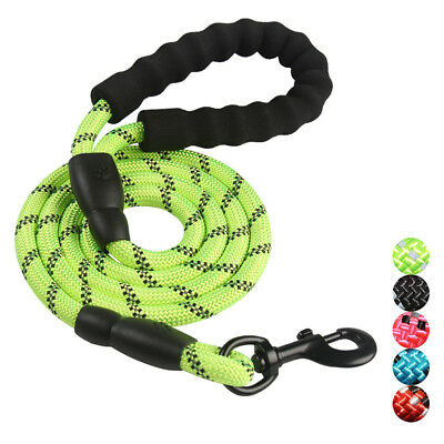 Pet Dog Nylon Rope Outdoor Training Leash Walking Lead Dog Strap Puppy Supply