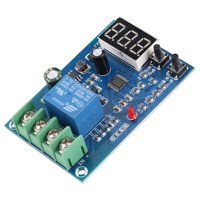 10A Battery Charging Control Board Power Supply Switch Module 6-60V