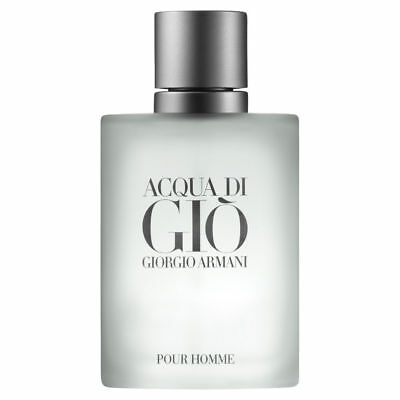 Acqua Di Gio Giorgio Armani 3.4oz EDT Men BRAND NEW AND SEALED Cyber Monday Sale