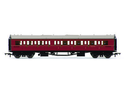 Hornby R4767 Personenwagen Collett Bow-Ended Corridor Composite Right Hand W6137