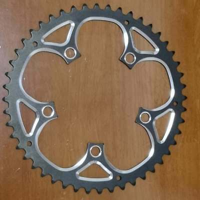 Bicycle Chainring 44/48/50/53T 3/32 Chain 5-9Speed For BCD110 Crankset 1xSystem