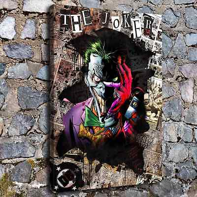 "16""x22""The Joker Poster Home Decor HD Canvas prints Picture Wall art Painting"
