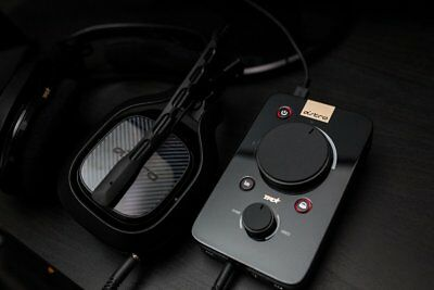 ASTRO Gaming A40 TR Headset and MixAmp Pro Gaming Headset for PS3 PS4 PC MAC