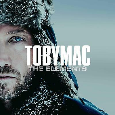The Elements TobyMac Audio CD Christian hip hop 602547135339 NEW FREE SHIPPING