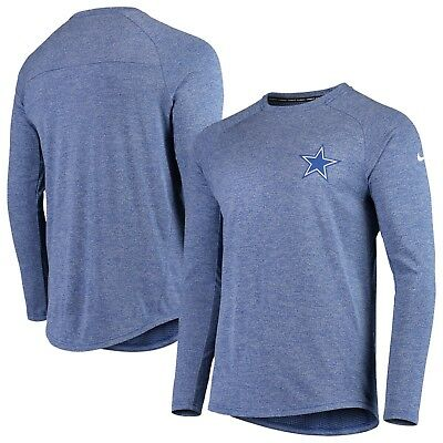 Dallas Cowboys Nike Fan Gear Stadium Long Sleeve T-Shirt – Royal NEW WITH  TAGS 066200df2