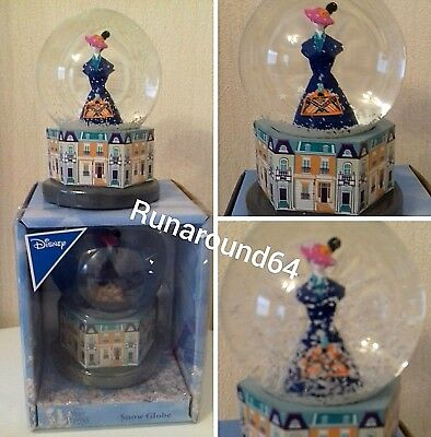 Disney Mary Poppins Return Christmas Xmas Snowglobe Snow Globe Primark