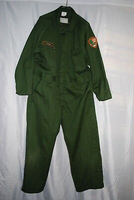 ~ U.S. National Park Service Working Uniform / Coveralls Trail Crew Forster ~
