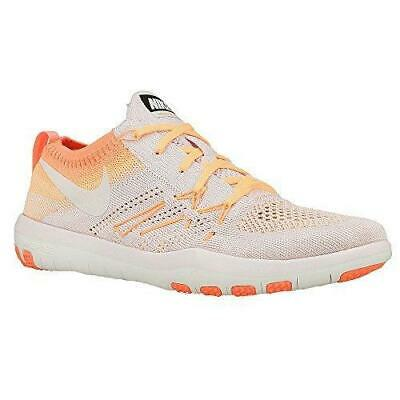 3a831ba762d987 WOMENS NIKE FREE TR FOCUS FLYKNIT Trainers 844817 801 -  100.76 ...