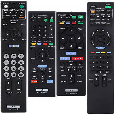 Universal Smart LCD LED TV Remote Control Controller Replacement for Sony