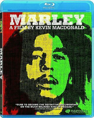 Marley [Blu-ray + DVD] New and Factory Sealed!!