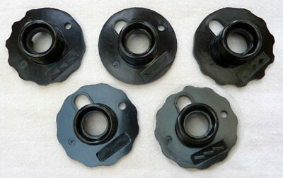 CAMs 1 thru 5 - Made in France for German Singer 401G 411G 421G 431G - Authentic