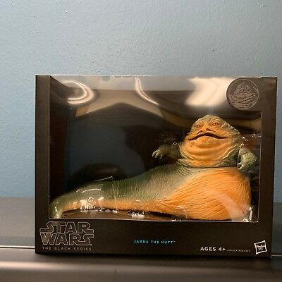 Jabba The Hutt Star Wars The Black Series BRAND NEW