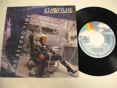 """KIM WILDE  The Second Time  7"""""""