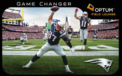 New England Patriots vs The Jets Dec 30th Optum Field lounge passes