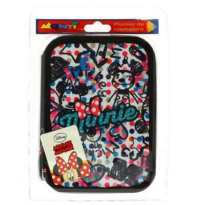 Minnie Mouse Plumier Doble