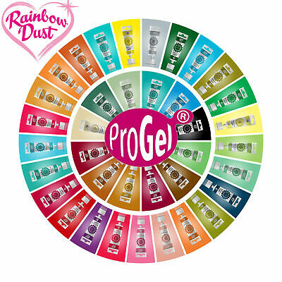 Rainbow Dust Progel Profoessional Food Colouring | All Colours | 25g | Free D...