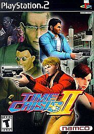 Time Crisis II, Acceptable PlayStation2 Video Games