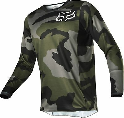 Fox Racing 180 Przm Camo Special Edition Motocross Race Jersey **choose Size