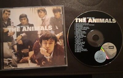 The Animals The Best Of Music CD