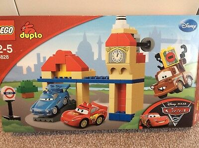 Lego Duplo Disney Cars Set 5828 Complete With Original Box And