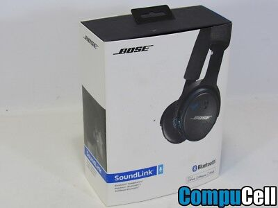 Bose SoundLink On-Ear Bluetooth Headband Wireless Headphones - Black