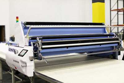 Automatic Fabric Spreading Machine D5-190 SX # 1 SELLING SPREADER WORLD-WIDE